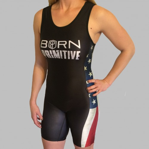 Female Singlet Main Side