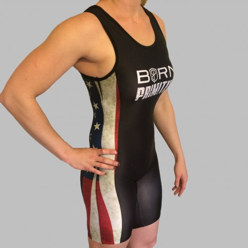 Female Singlet Side