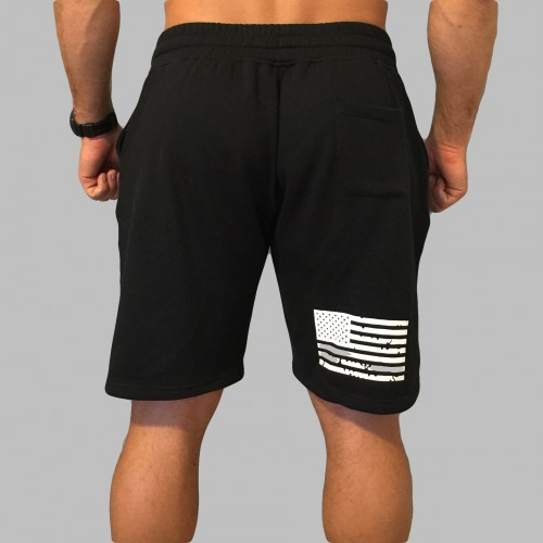 Sweat Shorts Back