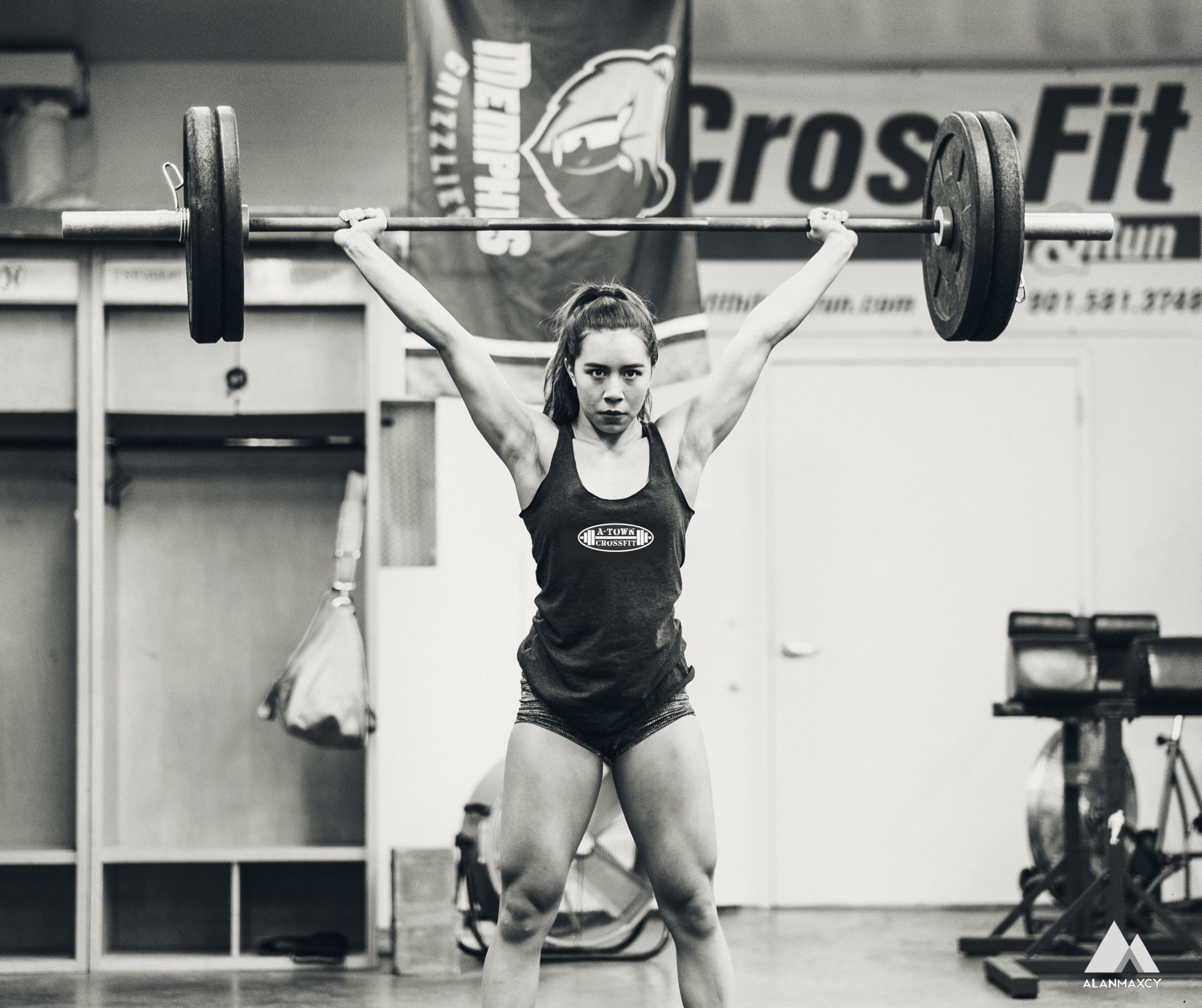 Taylor barbell photo